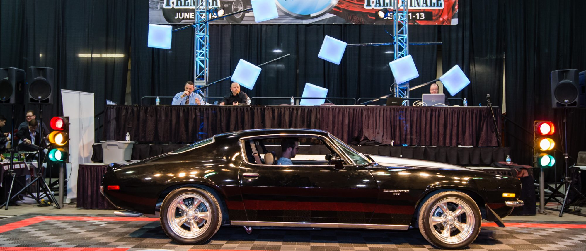 EG Collector Car Auction 2015 - Edmonton Motorshow